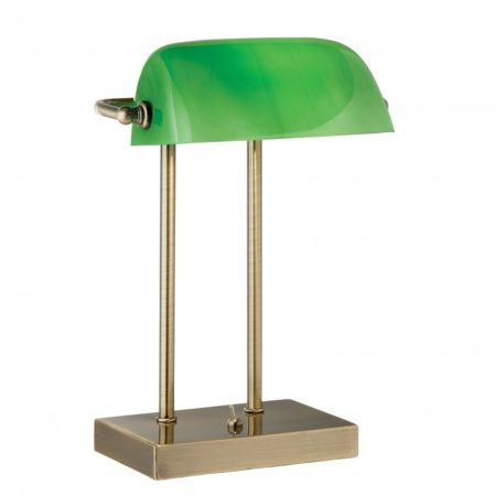 Green Office Lamp