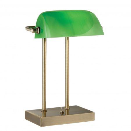Green Office Lamp
